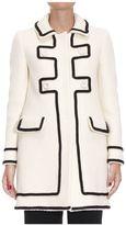 Moschino Coat Coat Woman