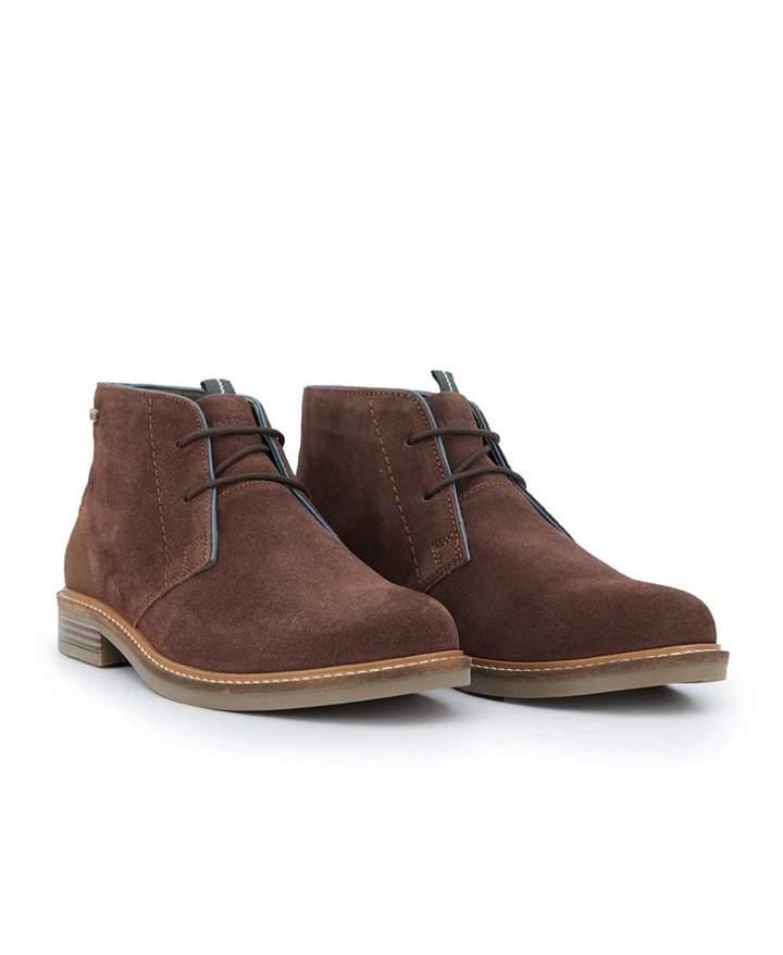 c49f5175d08 Readhead Suede Chukka Boots Colour: DARK BROWN, Size: UK 6