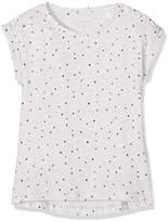 Name It Girls' Nitgosa Ss Top Box Mz T-Shirt