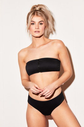 Ardene Classic Ribbed Bikini Bottom