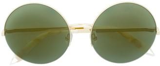 Victoria Victoria Beckham Round Shaped Sunglasses