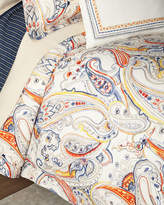 Ralph Lauren Home Travis Paisley King Comforter