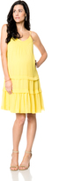 A Pea in the Pod Tiered Maternity Dress