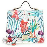 Gianni Bini Tropical Floral Cross-Body Bag