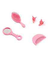 Pink Hair Care Set for 19'' Doll