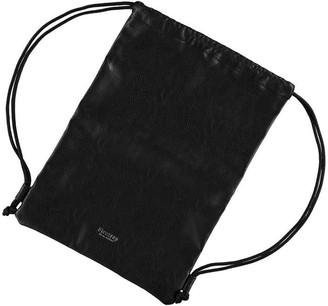 Firetrap Blackseal Drawstring Bag