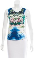 Stella McCartney Printed Tank Top