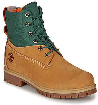"""Timberland 6"""" WP TREADLIGHT BOOT men's Mid Boots in Yellow"""