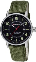Wenger ATTITUDE DAY&DATE Men's watches 01.0341.107
