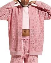 FENTY Puma x Rihanna Eyelet Lace Jacket