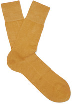 Falke - Tiago Stretch-cotton Socks