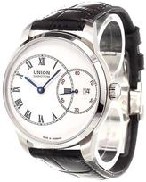 Union Glashütte '1893 Große Sekunde' analog watch