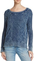 Bella Dahl Fisherman's Sweater - 100% Bloomingdale's Exclusive