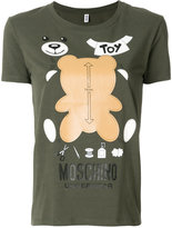 Moschino Toy paper bear T-shirt