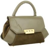 Z Spoke Zac Posen Posen Pouch (Olive) - Bags and Luggage