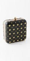 Camille La Vie Metal Stud Box Handbag