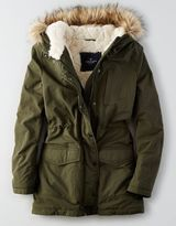 American Eagle AEO Longer Length Parka