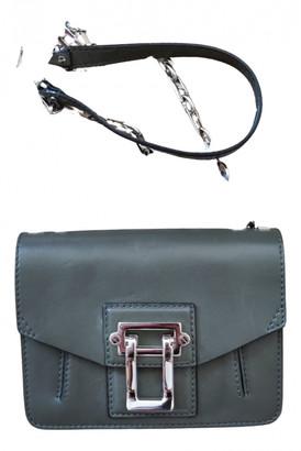 Proenza Schouler Hava Khaki Leather Handbags