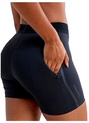 Craft Vent Short Tights (Black) Women's Shorts