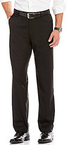 Murano Zac Modern Classic Fit Flat-Front Textured Pants