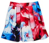 Bardot Junior Girls' Floral Print Pleated Skirt - Sizes 8-16