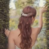 Vivien J 'Daisy' Mother Of Pearl Flower Wedding Hair Vine