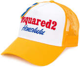 DSQUARED2 patch appliqué baseball cap
