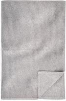 Barneys New York Cashmere Throw-Grey
