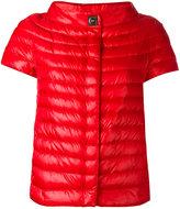 Herno high neck puffer jacket - women - Polyamide/Feather Down - 40
