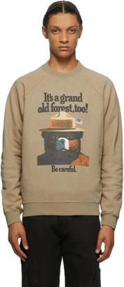 Phipps Taupe Smokey Sweatshirt