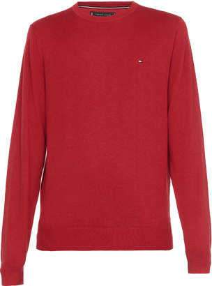 Tommy Hilfiger Cotton And Silk Sweater