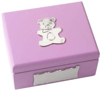 Keepsake Cunill Baby Teddy Wooden Box
