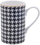 Mikasa Gift Mugs Houndstooth Mug