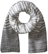 Calvin Klein Marble Stripe Scarf