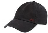 Mantaray Black Baseball Hat