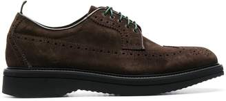 Green George Light brogues