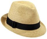 Helen Kaminski Raffia Braid Classic Hat
