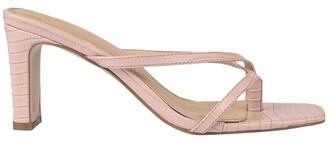 Siren Munroe Baby Pink Lizard Sandal Lt