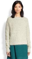 3.1 Phillip Lim Stretch-Wool & Angora Sweater