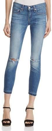 Rag & Bone Capri Jeans in Lily Dale