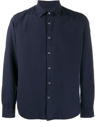 Altea long-sleeve fitted shirt