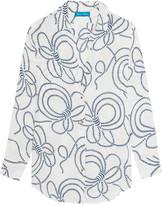 MiH Jeans Printed silk shirt