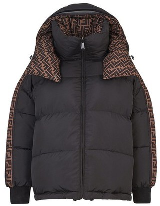 Fendi Nylon Down Jacket