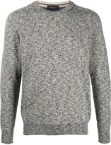 Roberto Collina relaxed fit jumper