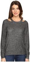 LnA Bolero Cut Out Sweater