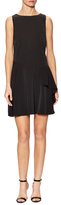 Susana Monaco Lauren Side Panel Fit And Flare Dress