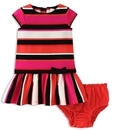 Kate Spade Girls' Drop-Waist Dress & Bloomers Set - Baby