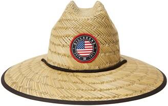 Billabong Mens The Crusher Straw Hat