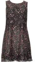 Dorothy Perkins Womens *Izabel London Floral Sheer Overlay Dress
