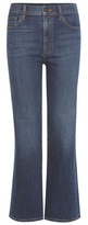 J Brand Carolina High-rise Flared Jeans